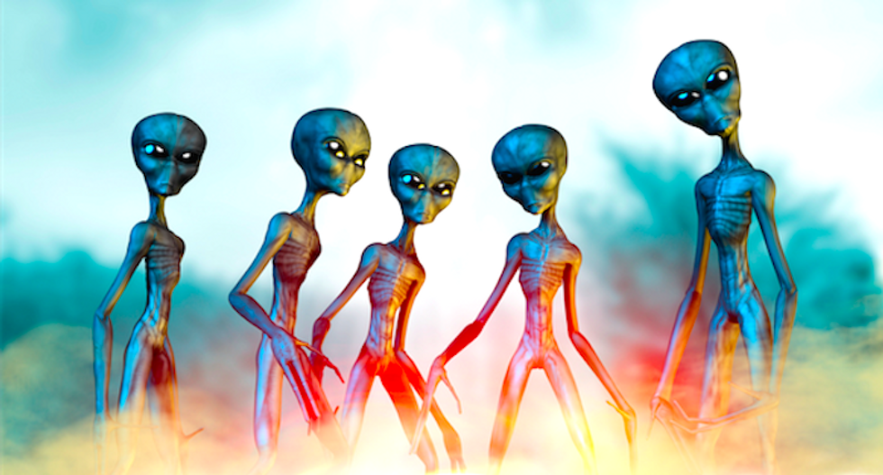 Alien life is out there -- but our theories are probably steering us away from it