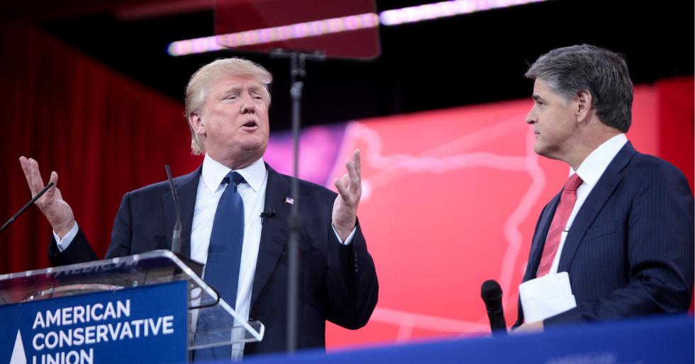 Trump and Fox News are working alongside fascists to spread hateful propaganda