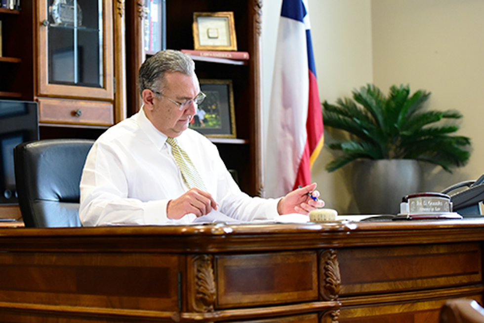 This Texas prosecutor was elected to be a reformer — but now he's targeting marijuana charges