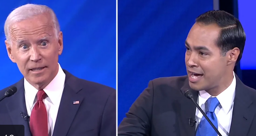 Castro was right: Fact-checkers whiff on a key exchange in the third Democratic debate