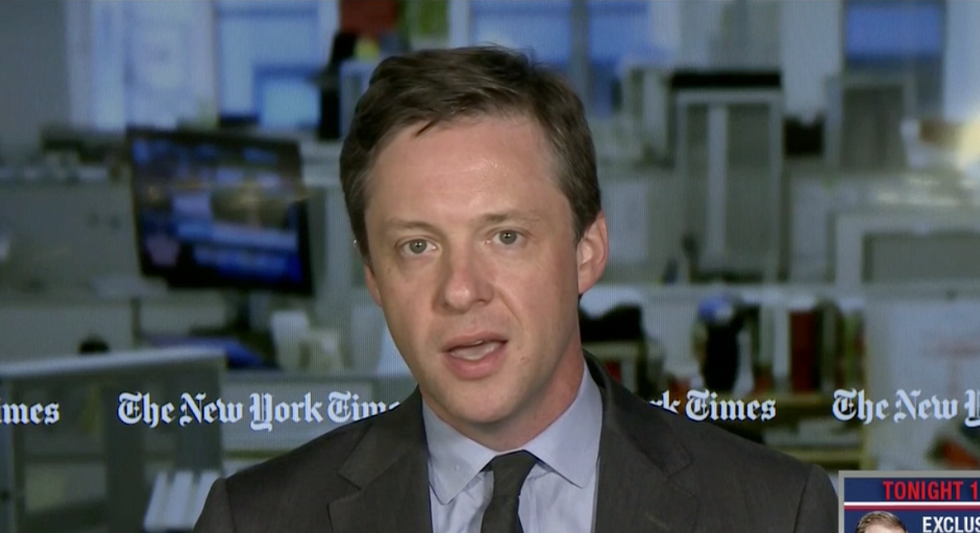NYT reporter explains how a Trump war with Iran could spiral out of control: 'Playing with fire'