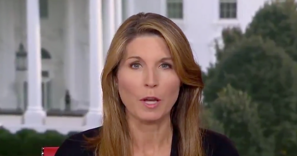 'Cracking his own firewall': MSNBC's Nicolle Wallace says Trump risks his 'political fate' by infuriating the Senate