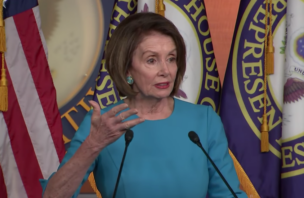 Nancy Pelosi reportedly said she wants Trump 'in prison' — here's how it could actually happen