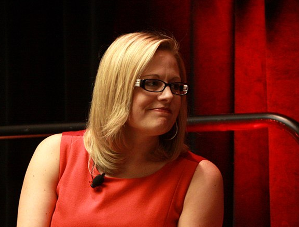 It's official: Kyrsten Sinema wins election to become Arizona's first woman senator