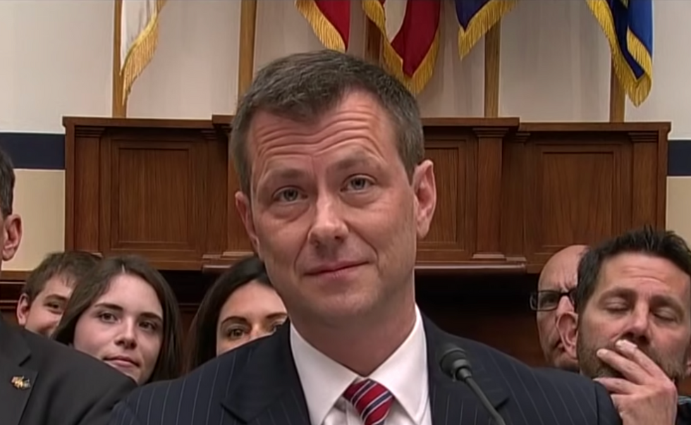 New filing against the Justice Department from Peter Strzok uses Trump's own words against the administration