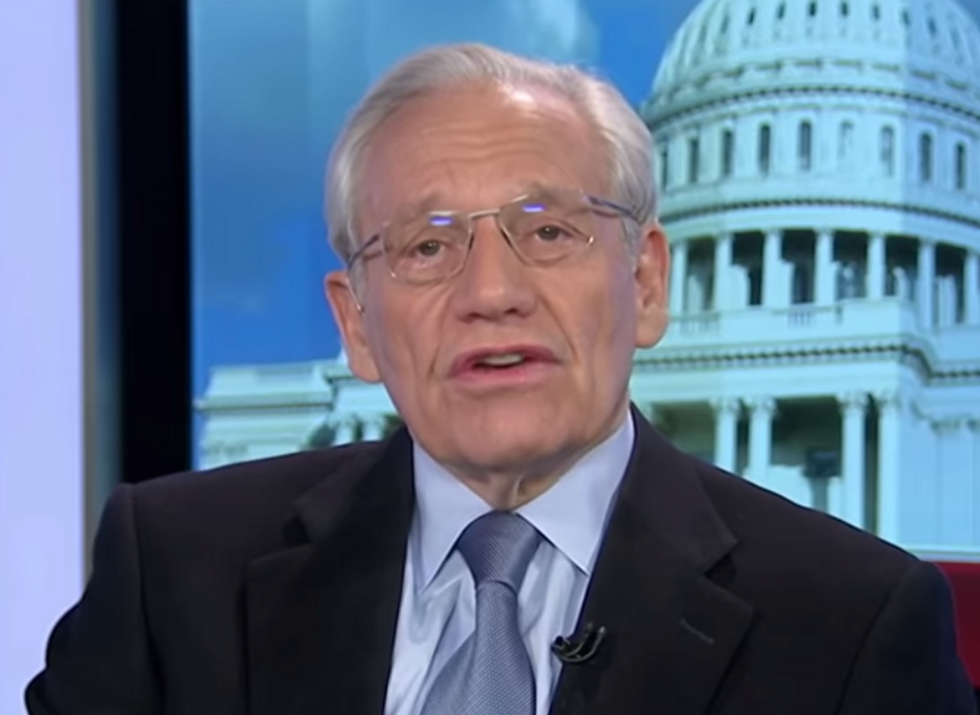 'Couldn't be more dangerous': Bob Woodward warns that US national security is at risk after Mattis quit the Trump administration
