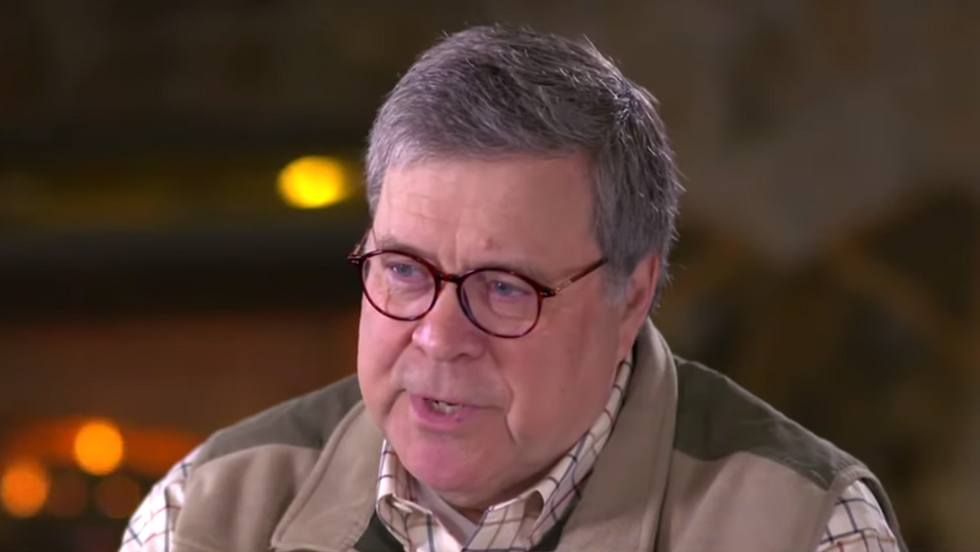 Bill Barr just revealed how flimsy his concerns about 'spying' against the Trump campaign really are