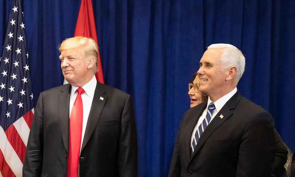 Legal expert argues that Mike Pence must be impeached if Trump goes down