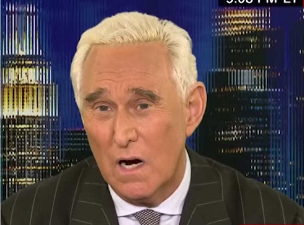 Roger Stone posts threatening Instagram picture of the judge in his case next to crosshairs
