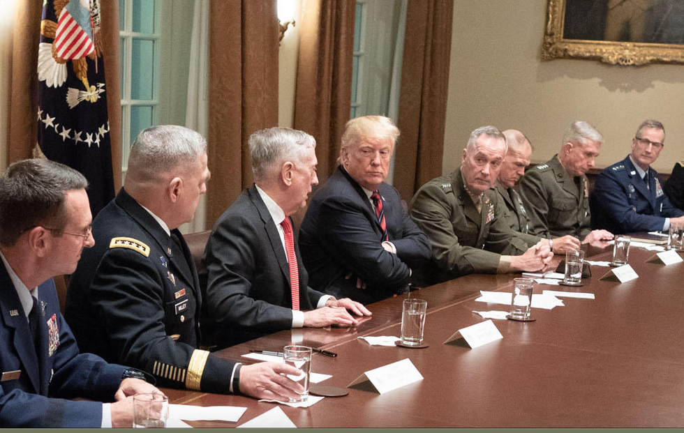 Fox News confirms shocking story on Trump's contempt for American troops — after the he argued it was 'fake'