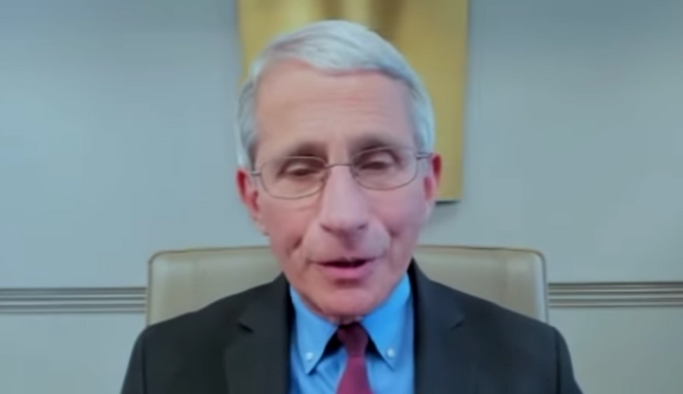 Dr. Fauci emotionally recounts his close relationship with the late AIDS activist Larry Kramer