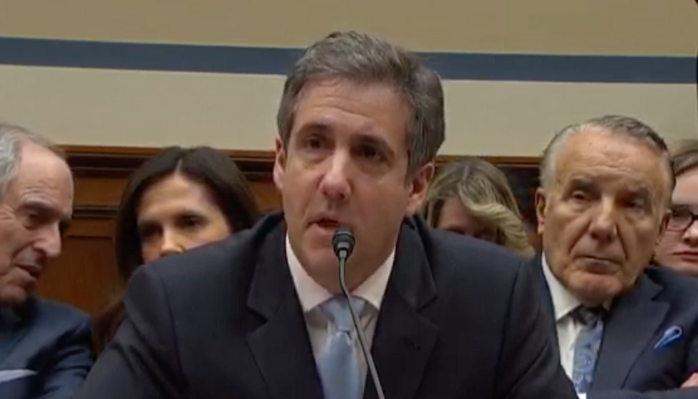 Michael Cohen said he helped Jerry Falwell Jr. suppress 'racy' personal photos: report