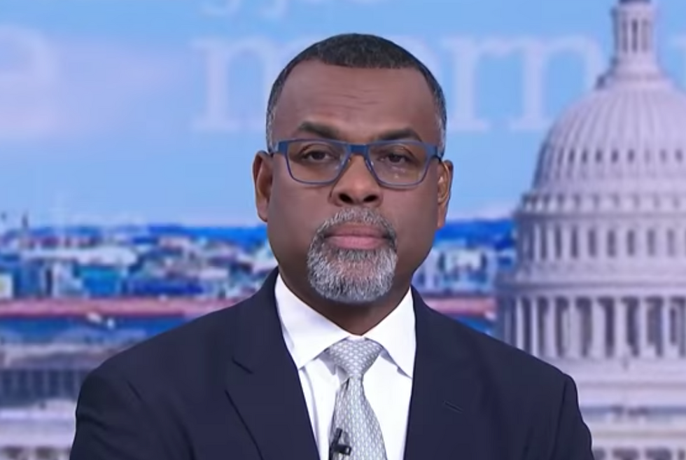 MSNBC guest exposes the dark underbelly of racism inherent in the Republican Party and 'this idea of whiteness'