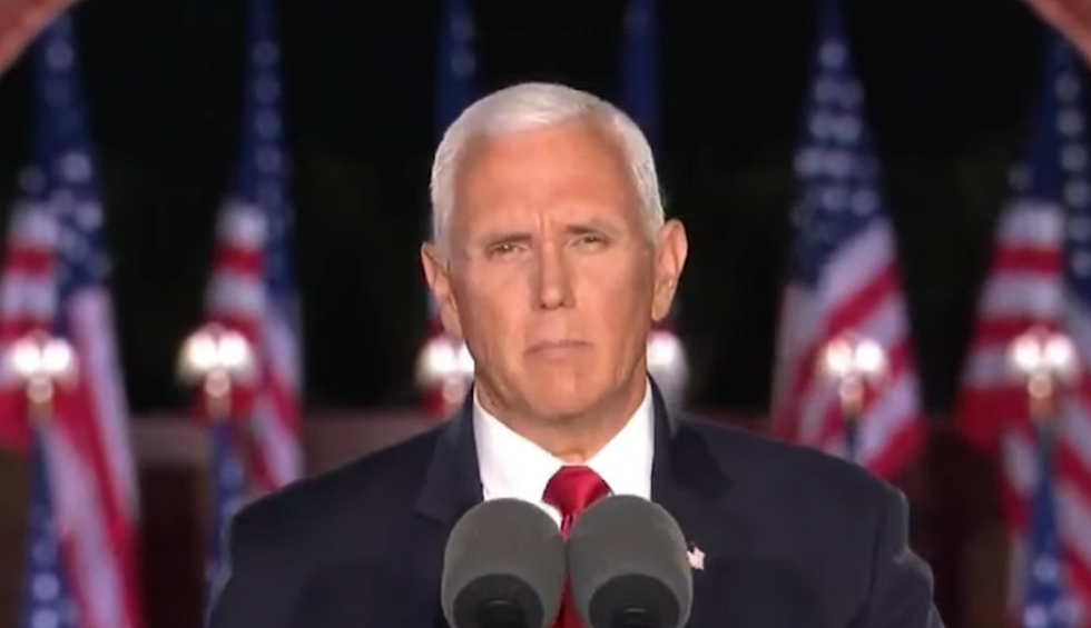 Pence now saying unnamed Trump SCOTUS nominee should skip committee and be confirmed before 'election issues' arise
