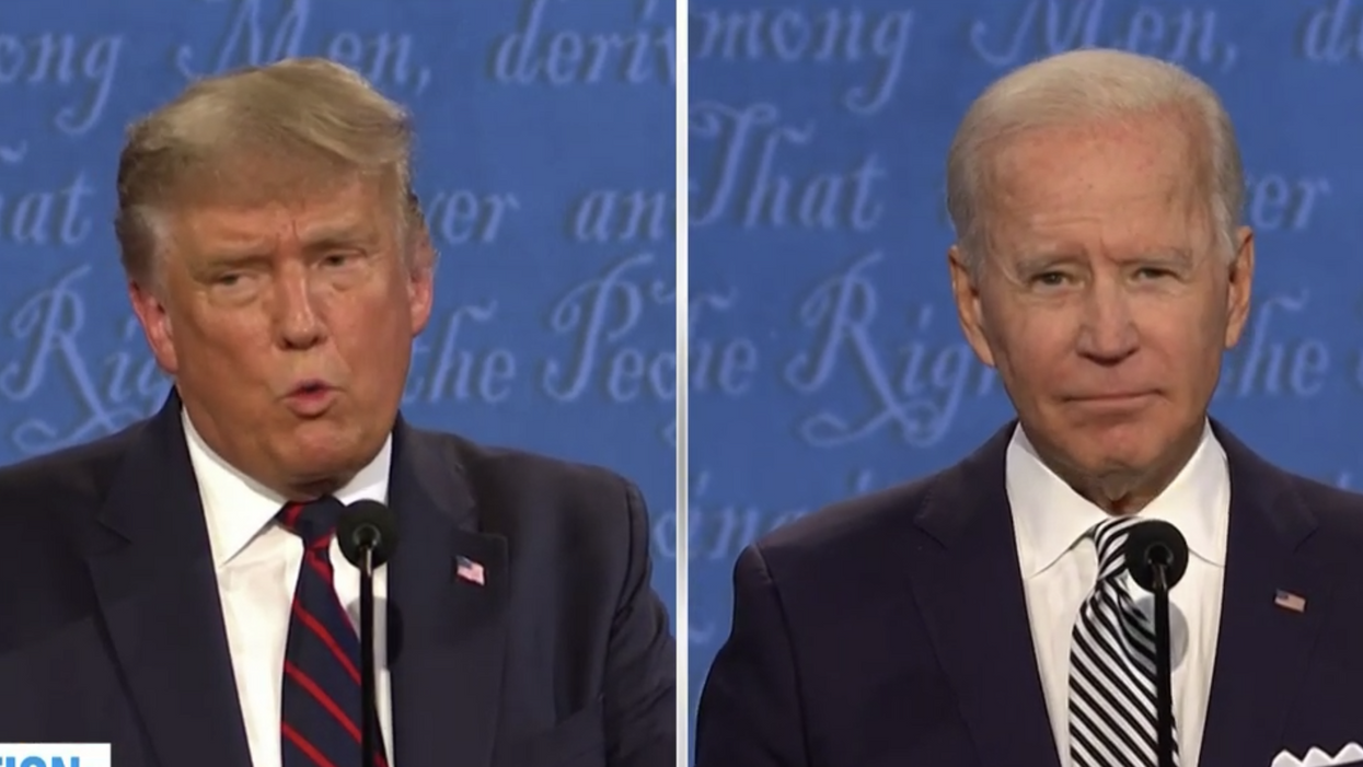 Trump has a path to victory — but a Biden 'landslide' is 'more likely': Pulitzer Prize-winning journalist