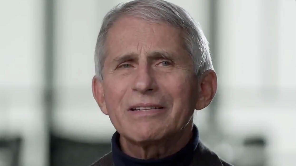 Dr. Fauci warns of COVID 'surge upon a surge' after Thanksgiving
