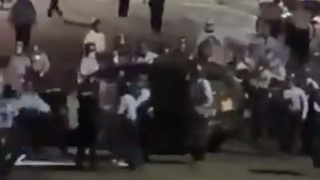 Horrifying video shows Philadelphia cops assaulted a family in a car — then tried to use it as propaganda