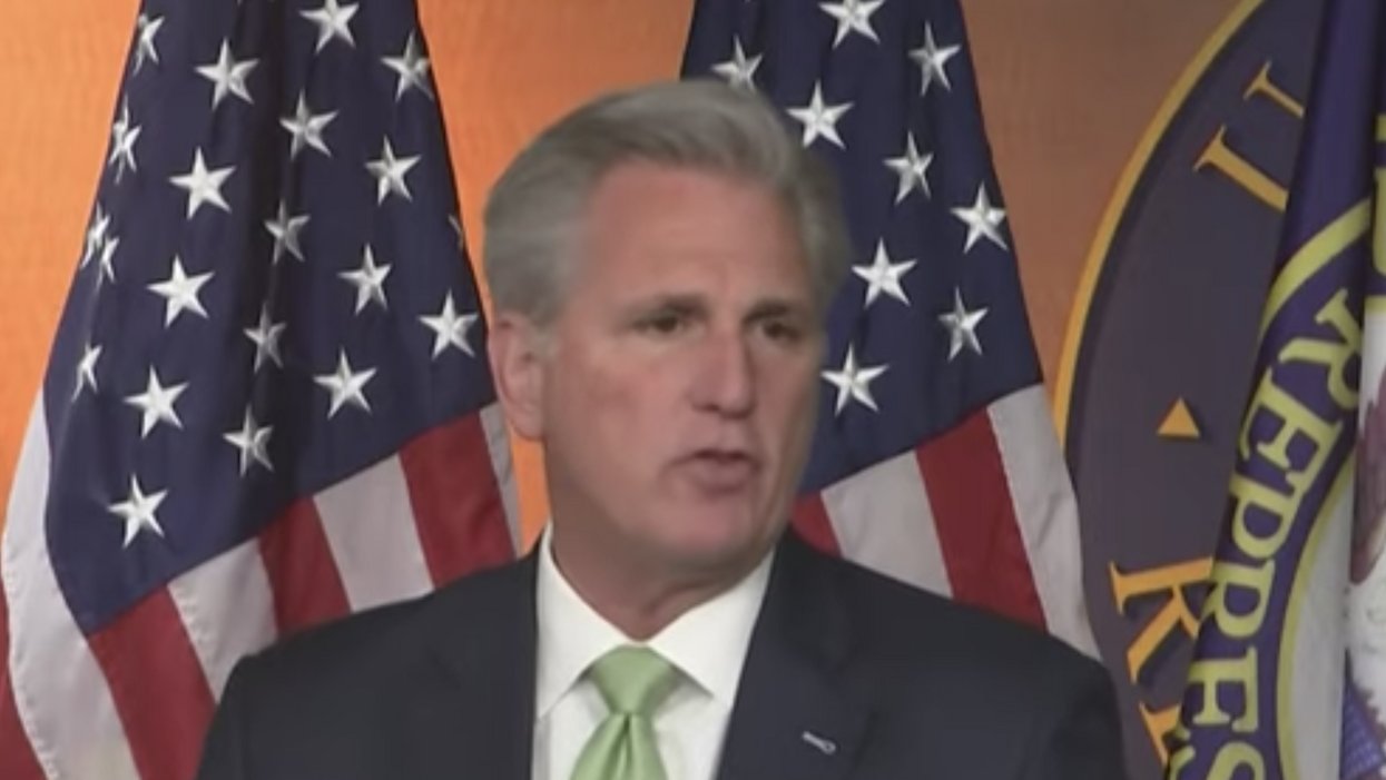 Kevin McCarthy slammed for his 'delusional cult behavior' as he continues to live in Trump's fantasy land