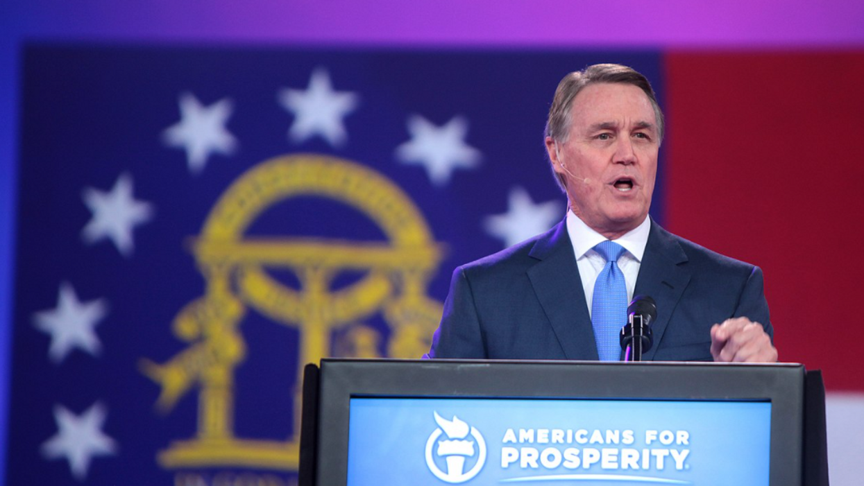 David Perdue made a fortune selling defense contractor stock while working on Senate Armed Services Committee: report