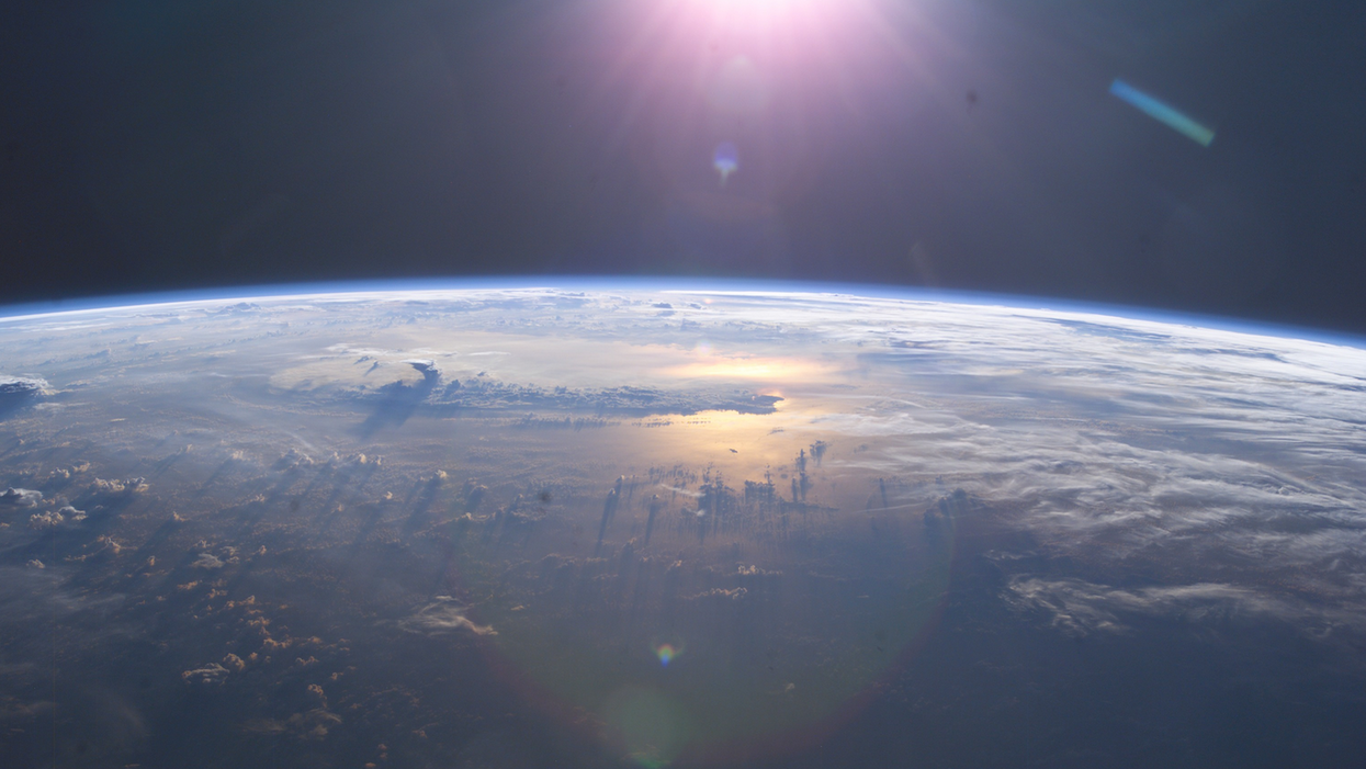 How a 'science-fiction scenario of an engineered planet' has become a reality