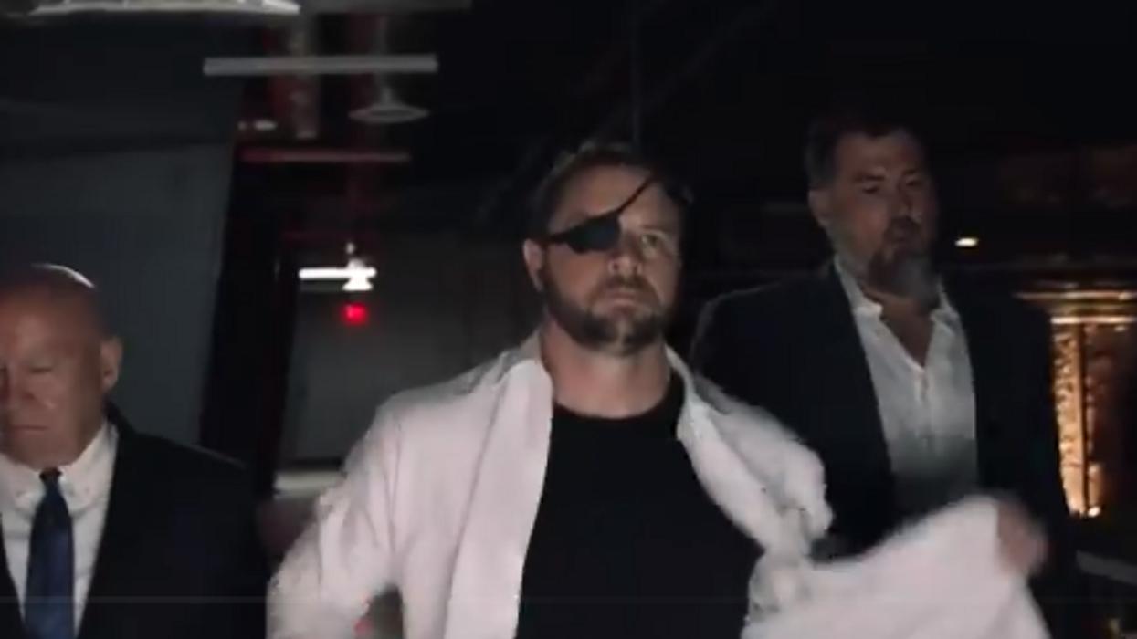 Former SOCOM director slams Dan Crenshaw's 'embarrassing' action clip of himself 'battling' antifa
