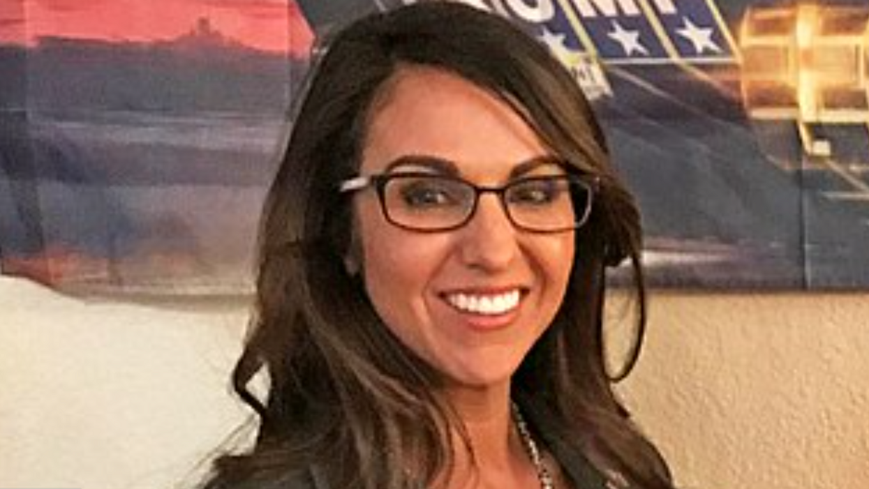 Republican Lauren Boebert threatens legal action against a parody website — and it quickly blows up in her face