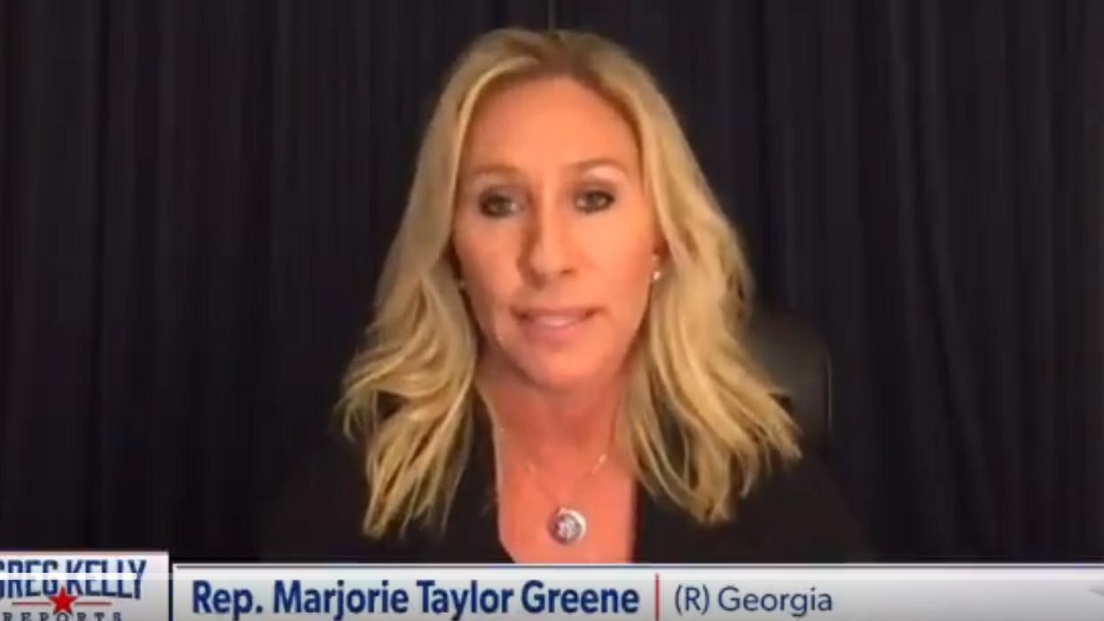 GOP lawmaker and QAnon believer Rep. Marjorie Green planning articles of impeachment for Biden