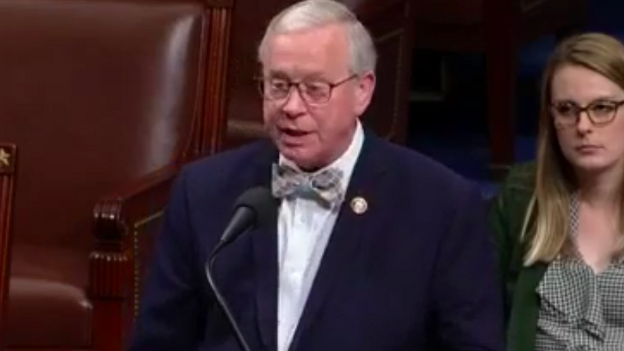 GOP Rep. Ron Wright dies after testing positive for COVID-19