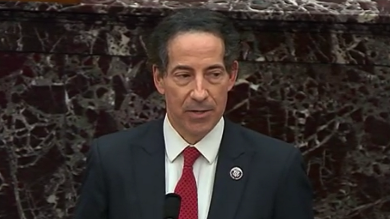 Trump's argument against impeachment is 'our Founders' worst nightmare,' Rep. Raskin argues