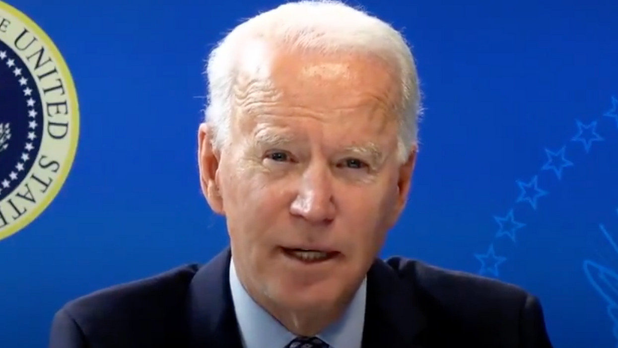 'He did it!': Why a surprisingly bold move from Biden is winning big cheers from the left