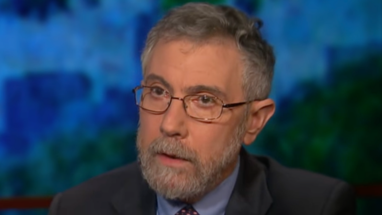 Paul Krugman pinpoints a key flaw in conservative economic ideology