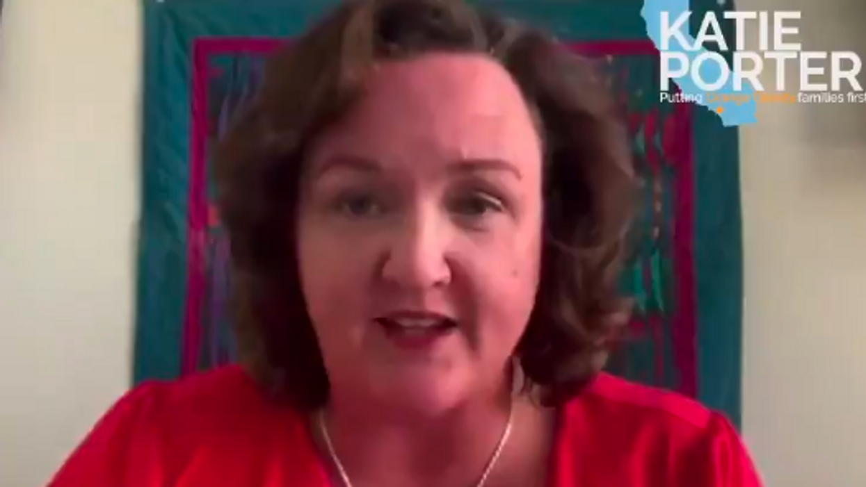 'Don't patronize me': Katie Porter tears into oil exec for claiming industry doesn't get special tax breaks
