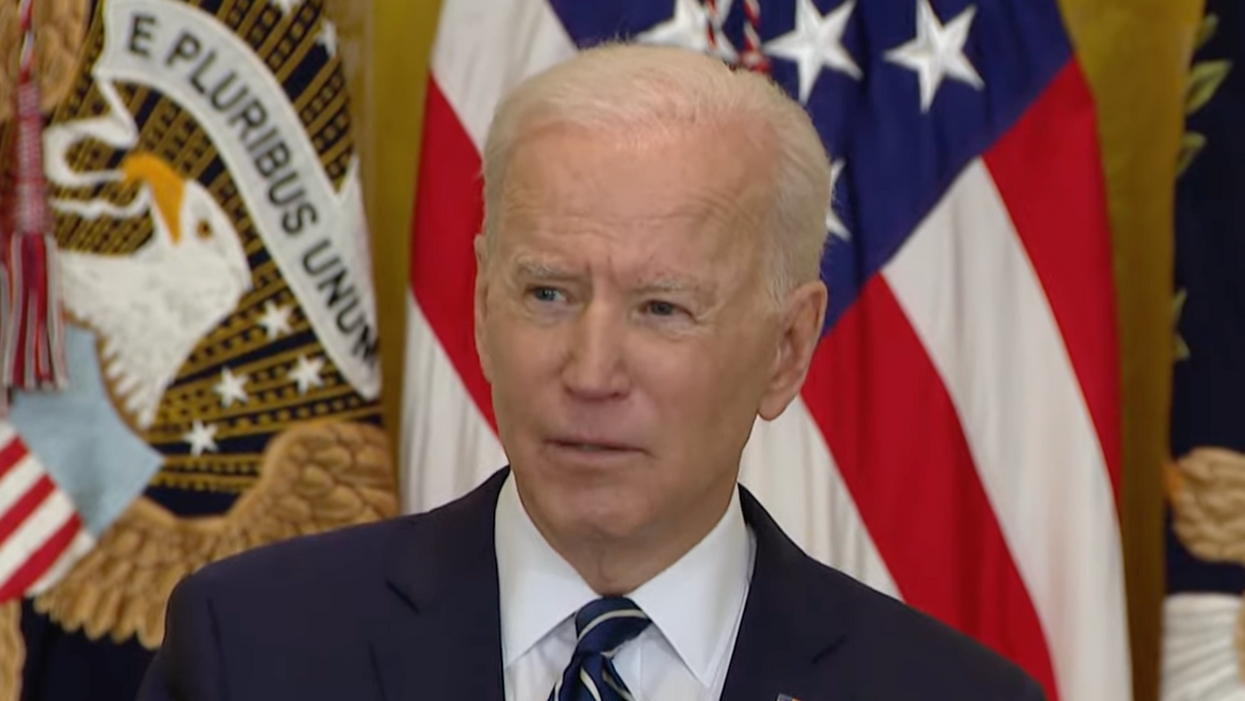 Joe Biden had the perfect response to Republicans' alleged concerns about the deficit