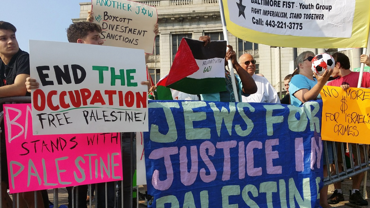Jewish scholars speak out against the attempt to define criticism of Israel as antisemitism