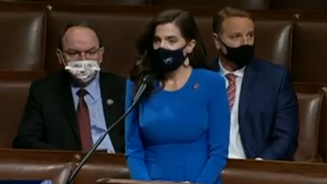 Rep. Nancy Mace believes support of DC statehood is 'ideological terrorism'