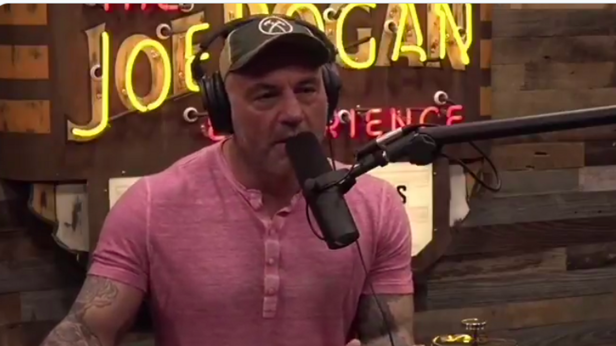 White House slams Joe Rogan after podcaster tells younger listeners not to get COVID vaccine
