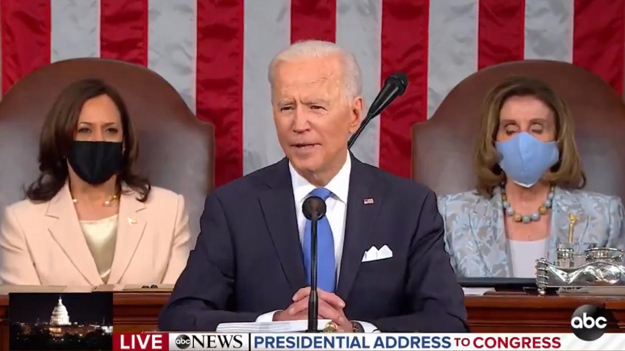 Right-wingers erupts after Biden declares Jan. 6 'worst attack on democracy since Civil War'