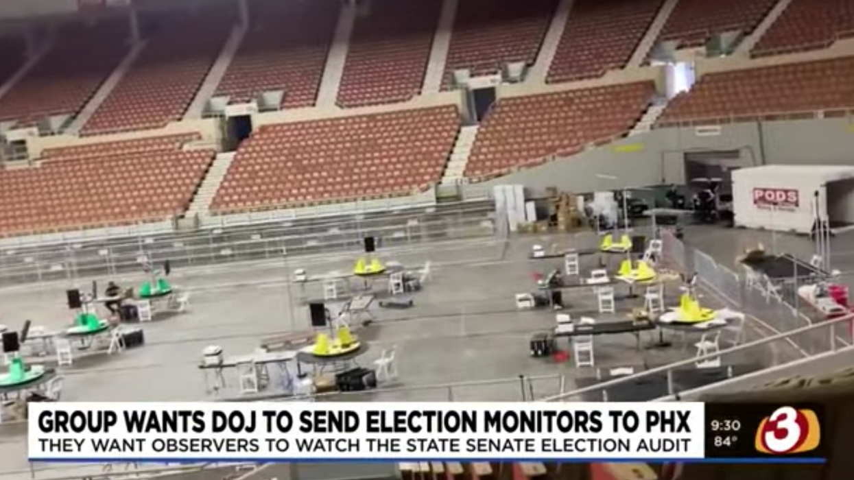 'It's a mess': GOP election lawyer undercuts Arizona 'audit' to find Trump votes
