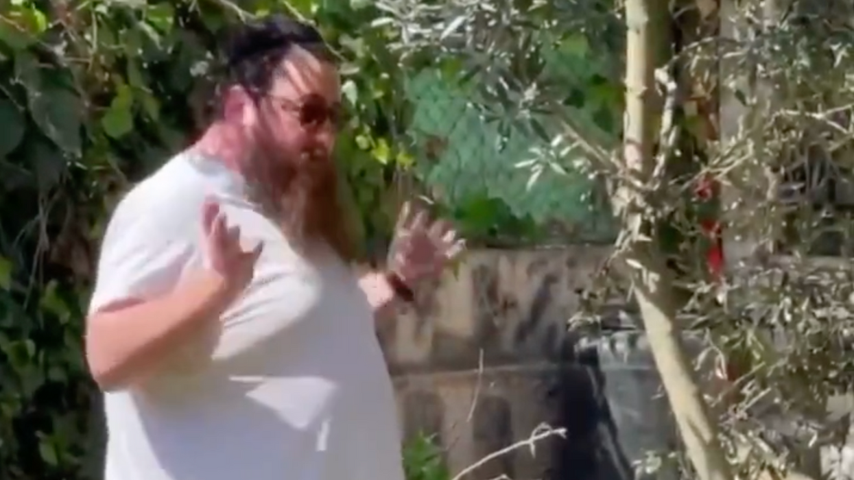 Israeli man trying to take over Palestinian home says 'If I don't steal it, someone else' will