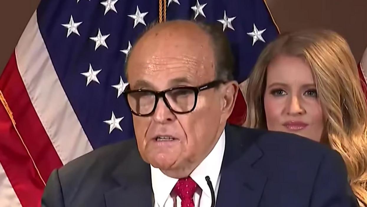 New Rudy Giuliani recording 'brings to life' Trump's Ukraine quid pro quo: former SDNY chief