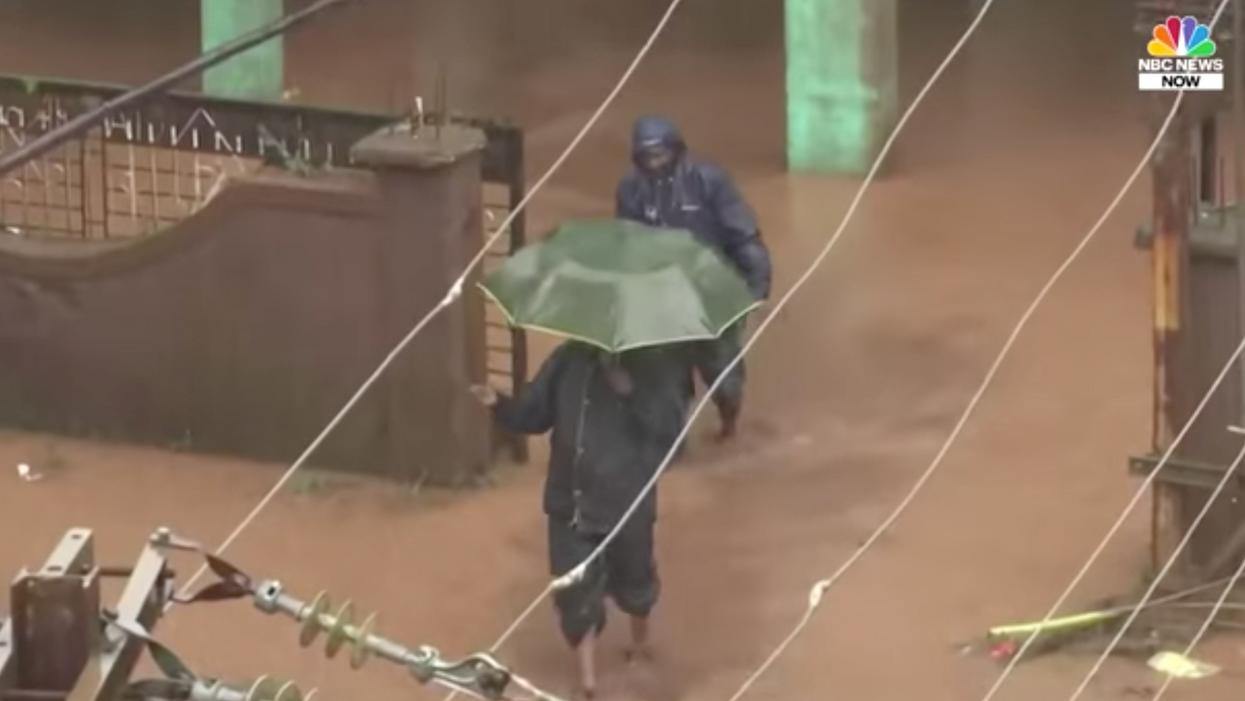 Landslides in India kill more than 100 as monsoon rains pummel nation