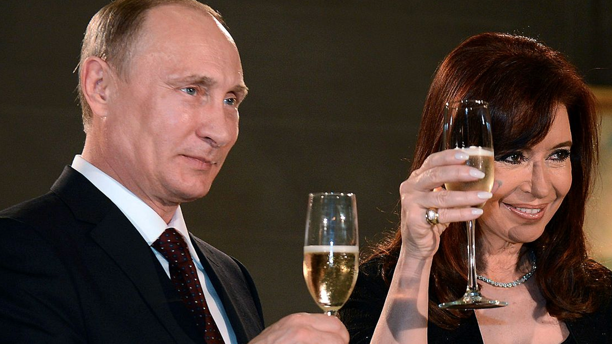How Putin's champagne label law could spark a trademark dispute with France