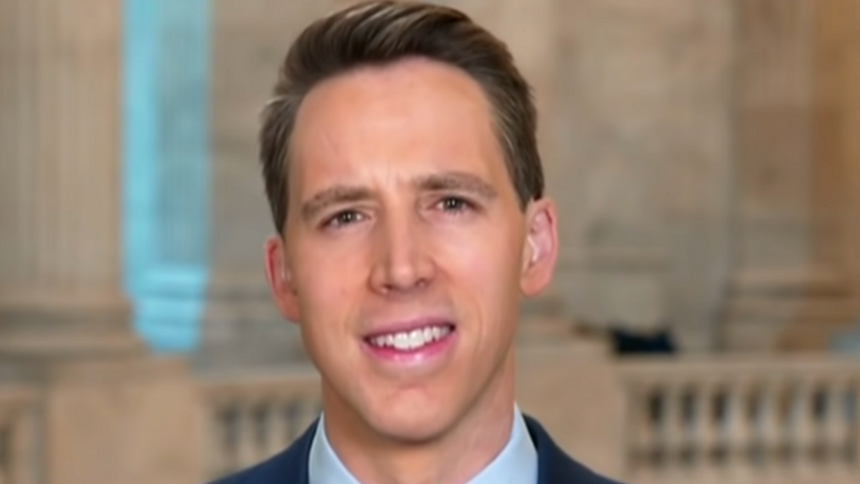 Sen. Hawley's Orwellian 'Love America Act' is part of the fascist campaign to rewrite history