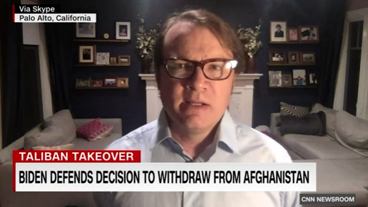 This 'fundamental flaw' in Trump's Taliban deal ultimately created the 'roadmap toward surrender': historian