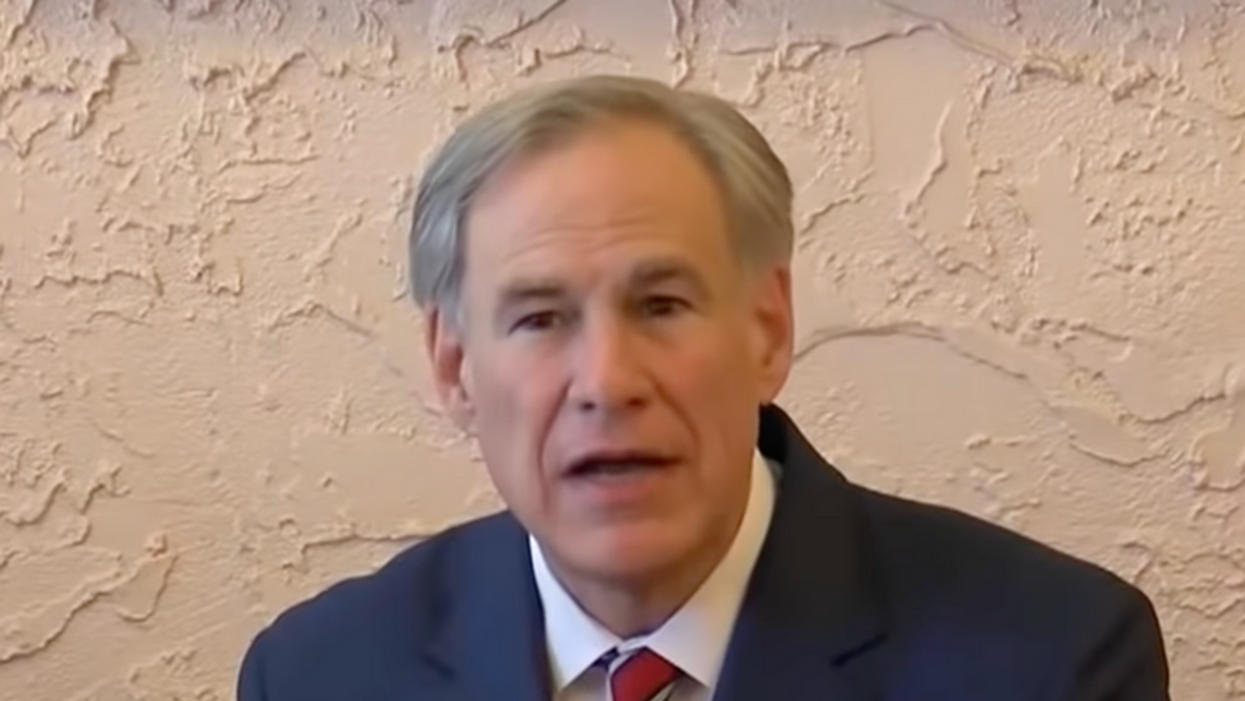 Texas Gov. Abbott tests positive for COVID after speaking to a packed house
