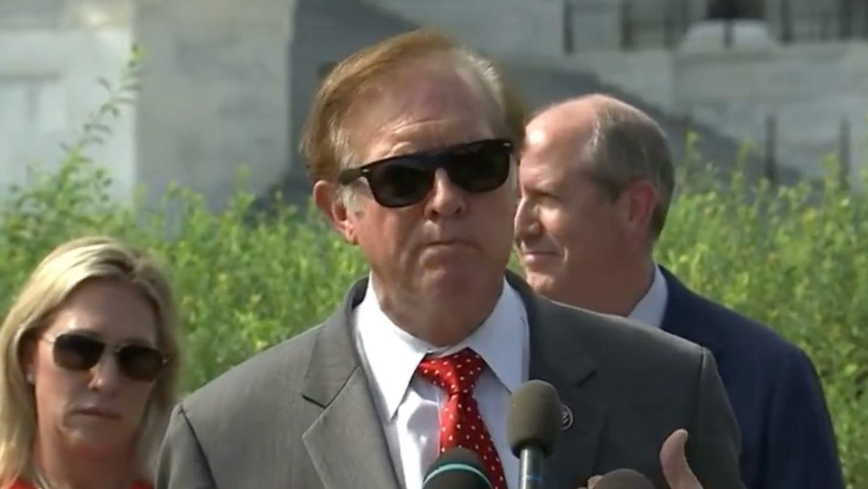 GOP congressman denounces Speaker Pelosi with a Nazi slur