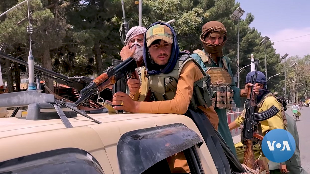 Why ISIS and the Taliban really hate each other