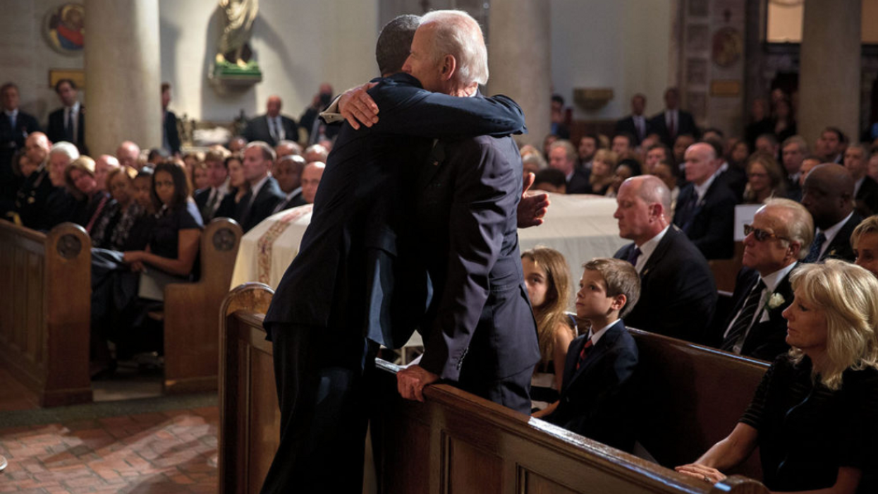 'Cruel on purpose': Americans rage at Times writer who claims Biden grieves his family too much