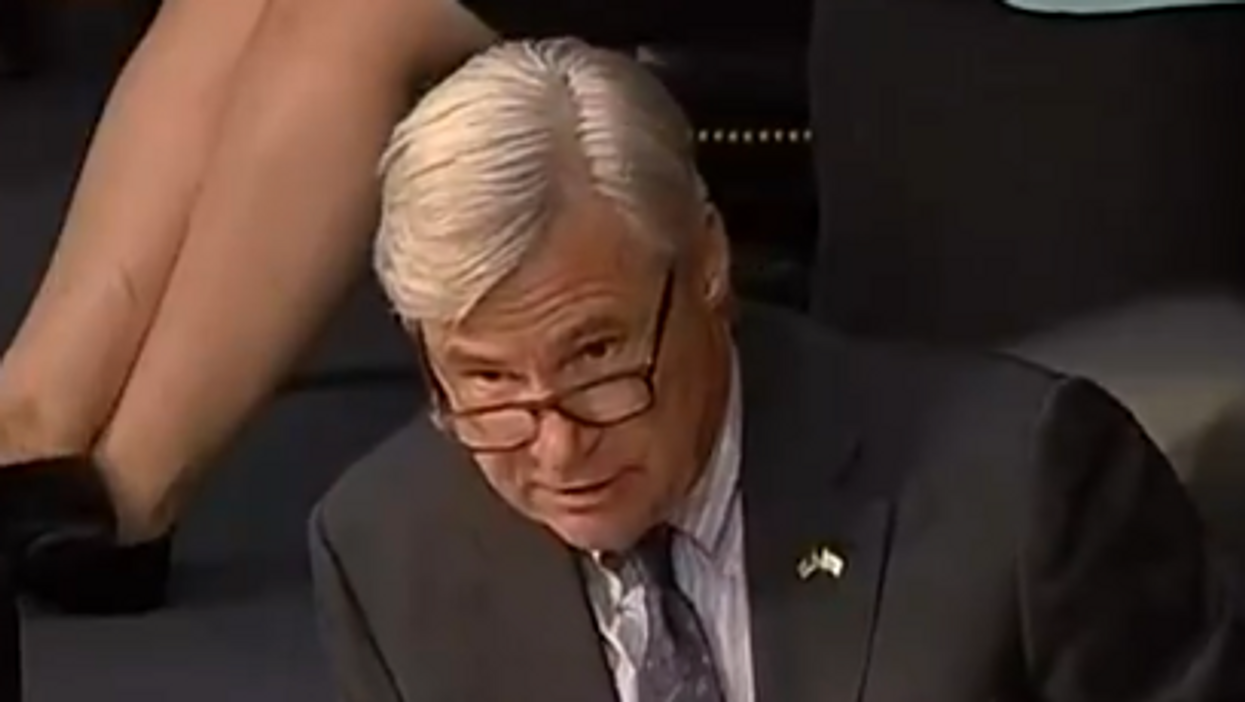 'Just as flawed': Sen. Whitehouse questions FBI probe of Kavanaugh after failed Larry Nassar investigation