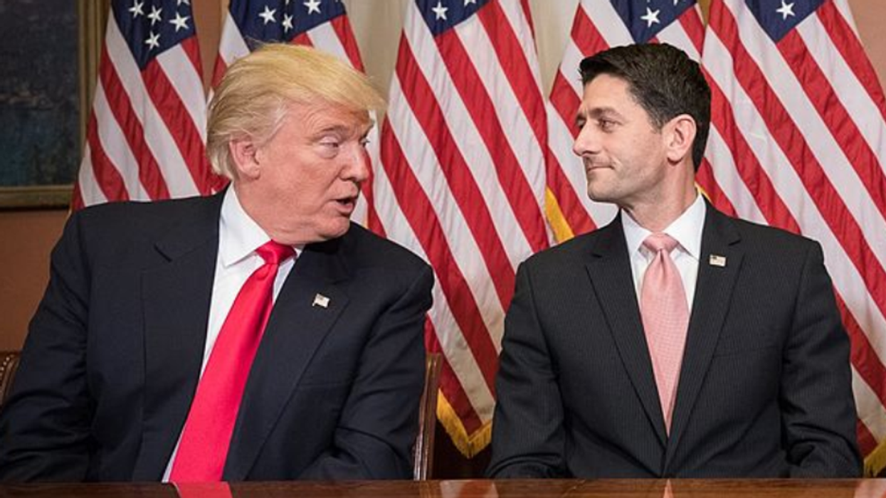 'Oh my God Jesus': Paul Ryan floored when he learned of Trump White House chaos — according to Woodward book